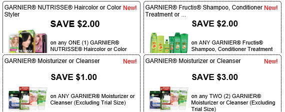 photograph relating to Garnier Coupons Printable known as $8 within just Refreshing Garnier Printable Discount codes + Aim Discounts
