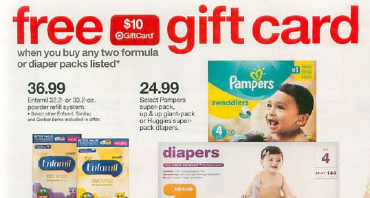 photo regarding Enfamil Printable Coupons $10 referred to as Contemporary $5/2 Enfamil Coupon +Absolutely free $10 Present Card wyb 2