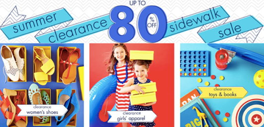 shoe clearance  zulily