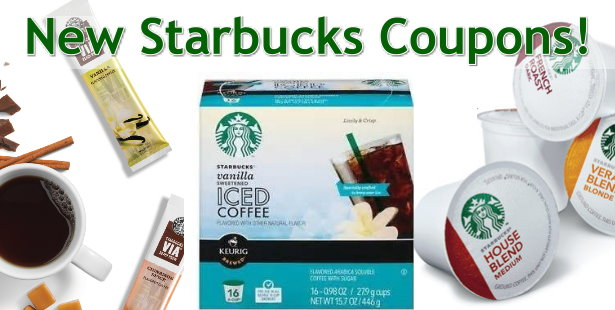 graphic relating to Starbucks K Cups Printable Coupons referred to as Earlier mentioned $18 within just Clean Starbucks Printable Discount codes + Terrific Package upon