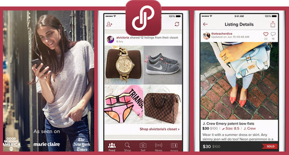 Poshmark get a free 5 credit when you sign up using for Apps similar to poshmark