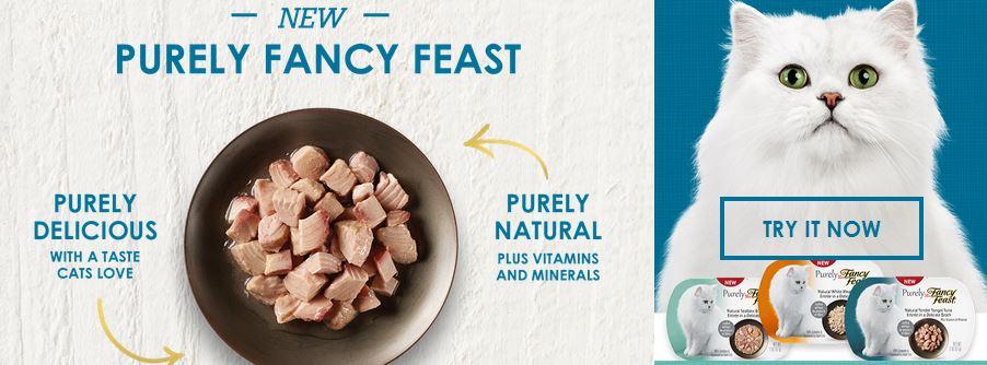 purely fancy feast