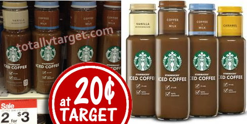 starbucks-iced-coffee-target-deal