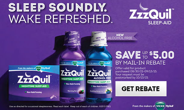 zzzquil-rebate
