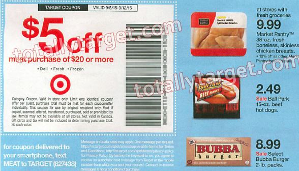 meat coupon