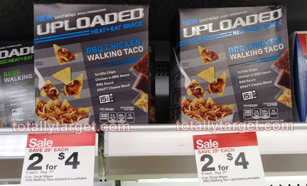 Updates On The Sales This Week At Target Thru 1024 additionally Lunchables Uploaded Beef Walking Tacos As Low As 99 At Fred Meyer Reg 2 99 in addition Lunchables Uploaded besides 4800532 furthermore Walgreens Lunchables Uploaded 0 74. on oscar mayer uploaded lunchables coupons