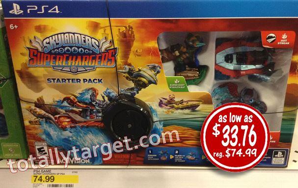 skylanders superchargers coupons