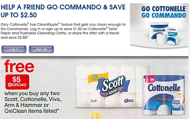 image regarding Cottonelle Printable Coupon titled Fresh new Superior-Expense $2.50 Off Cottonelle Coupon + Stacks Emphasis