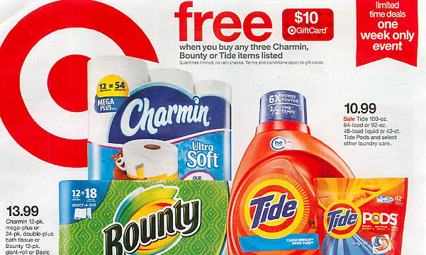 picture regarding Charmin Coupon Printable identify Reset PG Residence Discount coupons For Tide, Bounty Charmin +