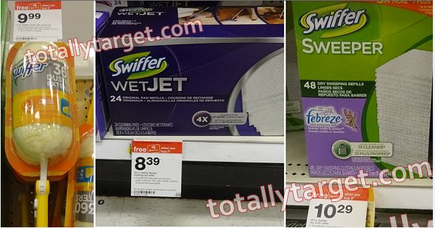 photograph about Swiffer Coupons Printable named 10 Fresh new Swiffer Discount coupons + Cost-free $5 Present Card wyb 2