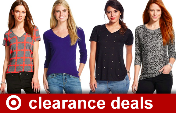 c5d5e42603 Target  Women s Tops For As Low As  3.15 Online