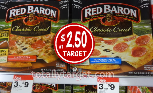 Red baron frozen pizza coupons