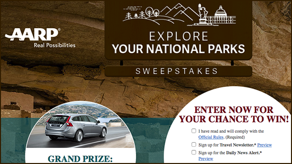AARP-Sweepstakes