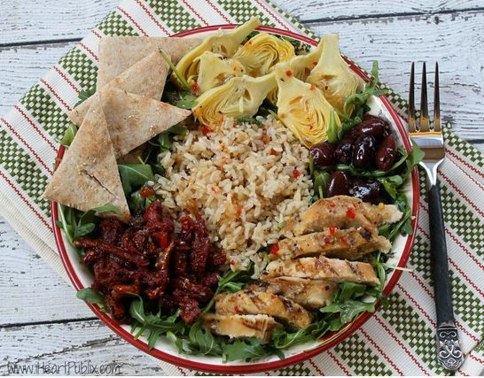 mediterannean salad