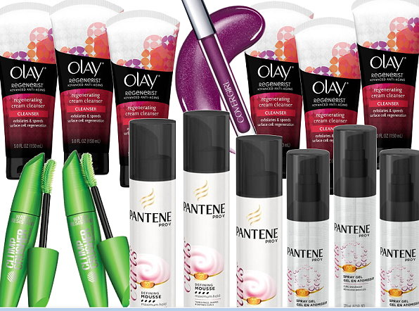$15 P&G Beauty & Personal Care Rebate Offer + Save Big this