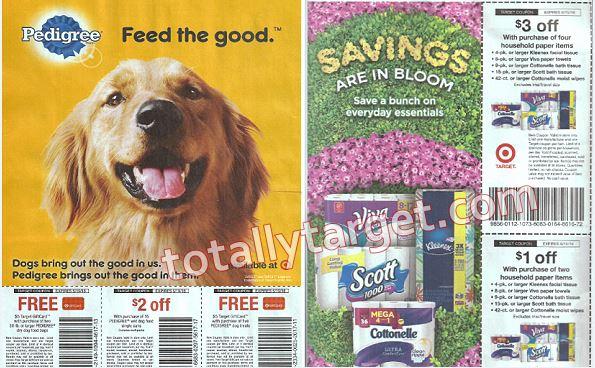 pedigree target coupon
