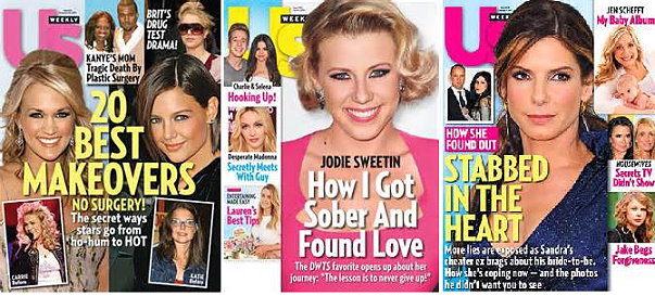 Us magazine subscription deals