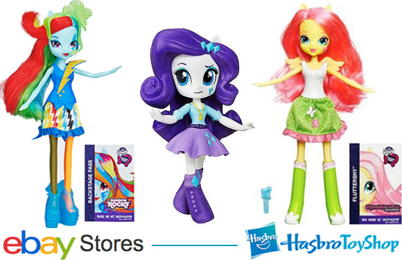 Ebay Hasbro Toy Shop 50 Off My Little Pony Totallytarget Com