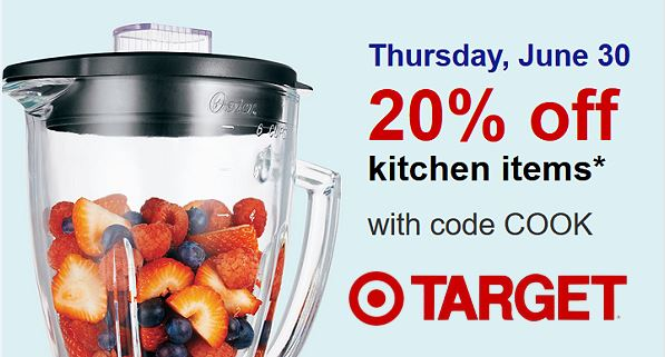 Kitchen. Each Day This Week Target Is Offering Up A Different Deal In Their  Deal Days Of Summer Promo U2013 An Extra Way To Save For One Day Only In  Different ...