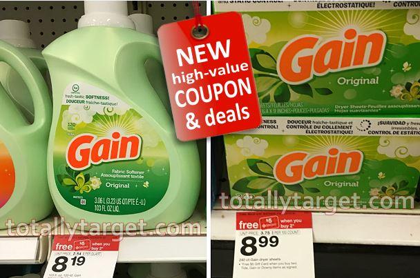 photo regarding Gain Coupons Free Printable identify Fresh $2/1 Earnings Coupon + Free of charge $5 Reward Card wyb 2