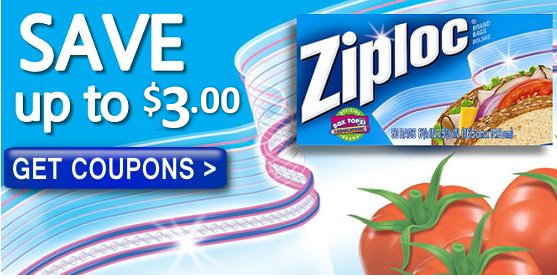 photograph about Ziploc Printable Coupons called $3 inside of Contemporary Printable Coupon codes in the direction of Conserve upon Ziploc