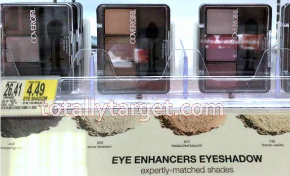 covergirl eye shadow