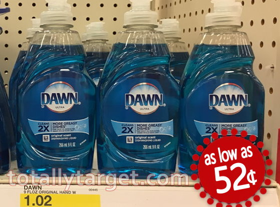 photo about Dawn Printable Coupon named Fresh new Stack upon Sunrise Dish Liquid \u003d as small as 52¢ Each individual