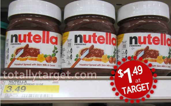 photo regarding Nutella Printable Coupon called Fresh Large-Truly worth $2/1 Nutella Printable Coupon Promotions