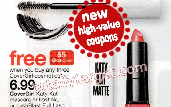 photo about Covergirl Coupons Printable known as $14 within just Clean CoverGirl Discount coupons \u003d as minimal as Free of charge