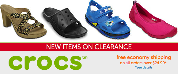 94a6517444a6 Crocs Clearance Sale  Up to 67% Off Select Styles