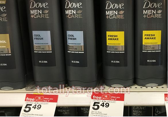 d352745045d DEAL IDEA  Buy 2 Dove Women s Body Wash 22 oz   2 Men s Body Wash 18 oz  ( 5.49)    21.96 - 5.49 (use 25% Off Dove Beauty Bar   Body Wash Target  Cartwheel ...