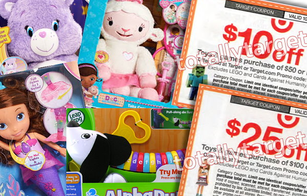 Toys From Target : Big savings on toys at target starting sunday with in ad