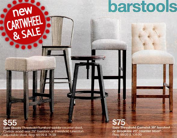 Extra 20 Off Barstools At Target Plus Sales Deals Totallytargetcom