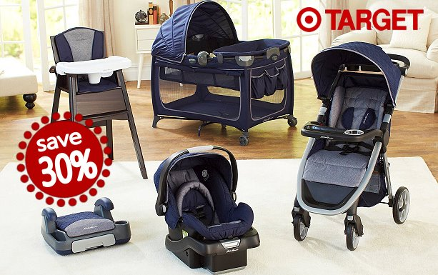 159df73b7665 If you have had your eye on any Eddie Bauer Baby Gear at Target – now might  be the time to shop! For today only