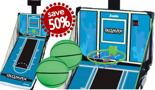 546c92048bb Save 50% On Franklin Sports Glomax Shot Clock Hoops At Target With ...