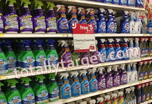 Great Target Deals On Household Cleaning Products Save On