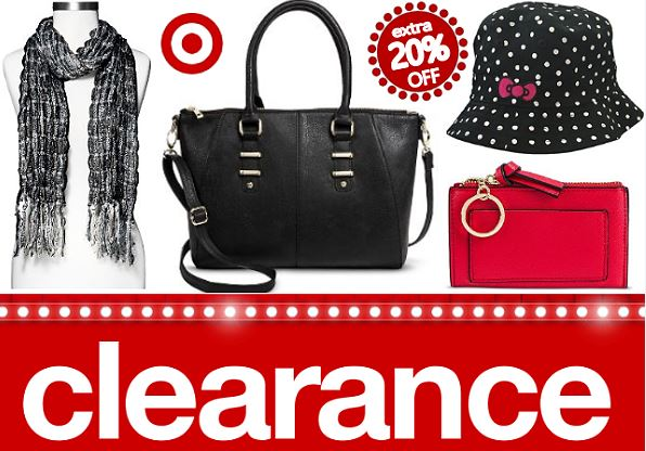 Just A Reminder That Thru Tomorrow Only 1 21 Target Is Offering Up Nice Extra Of 20 Off Clearance Women S Handbags Wallets Select