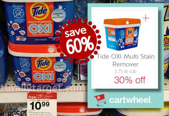 Tide Oxi | TotallyTarget com