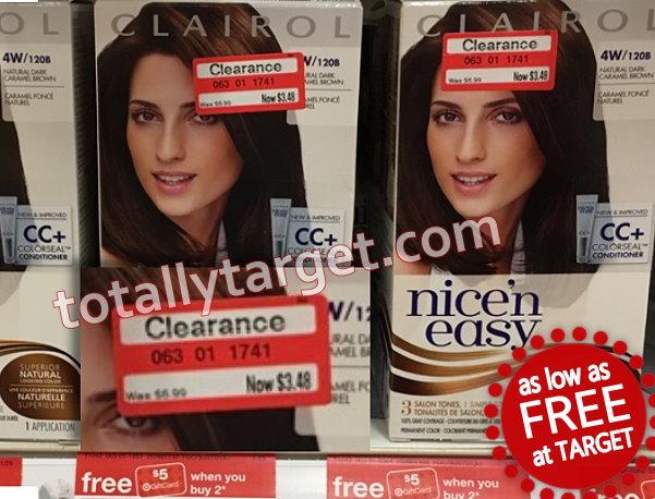 free-clairol-target-deals