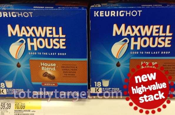 image relating to Maxwell House Coupons Printable identified as Fresh Maxwell Home Coupon as well as Large-Worth Stack