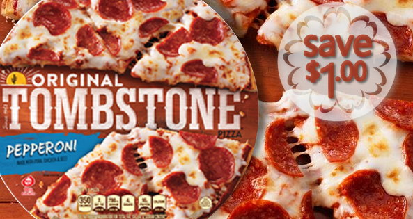 New Printable Coupons For Tombstone Pizza More Totallytarget Com