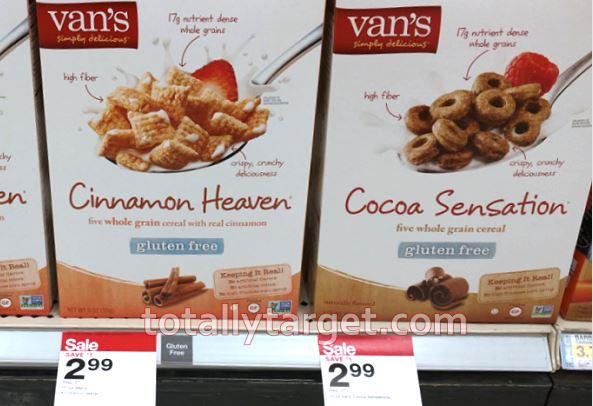vans cereal