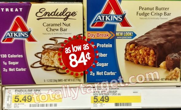 image relating to Atkins Coupon Printable identify Get hold of $5 In just Atkins Coupon codes + Furthermore Awesome Bargains At Aim