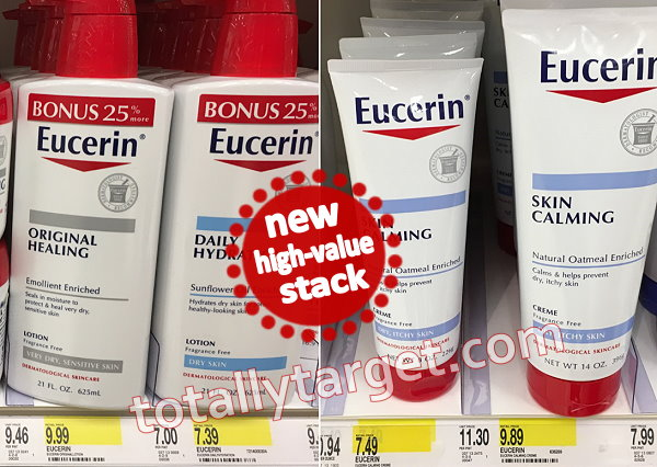 photo relating to Eucerin Printable Coupon identified as Contemporary $2/1 Eucerin Printable Coupon + Stack Package deal