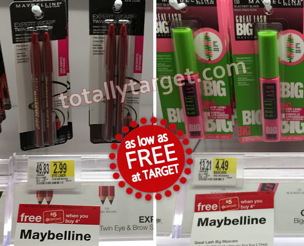 image about Maybelline Coupons Printable named Fresh Printable Maybelline Discount coupons \u003d as minimal as Free of charge