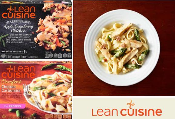 image regarding Lean Cuisine Coupons Printable named Lean Delicacies