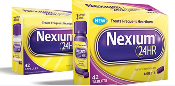 photo relating to Nexium Coupons Printable known as Fresh Substantial-Well worth $7/1 Nexium Printable Coupon -