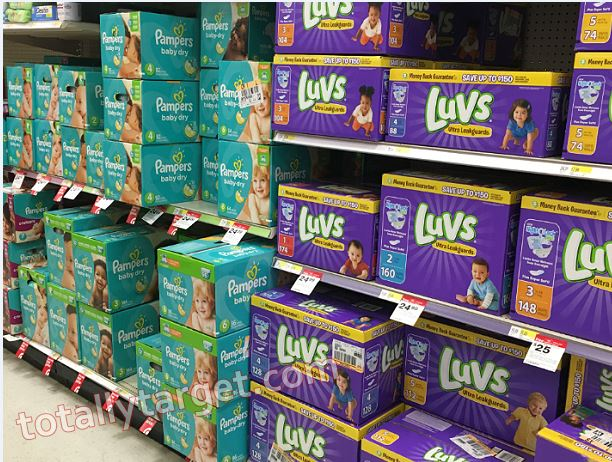 picture about Luvs Printable Coupons referred to as Clean Pampers Luvs Diaper Discount coupons +Present Card Bundle