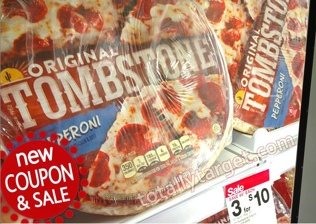 New 1 2 Tombstone Pizza Coupon Target Sale Totallytarget Com