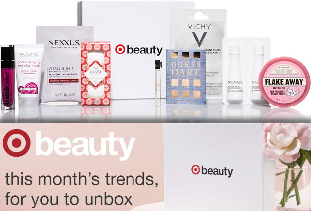 May Target Beauty Box Still Available For $10 Shipped